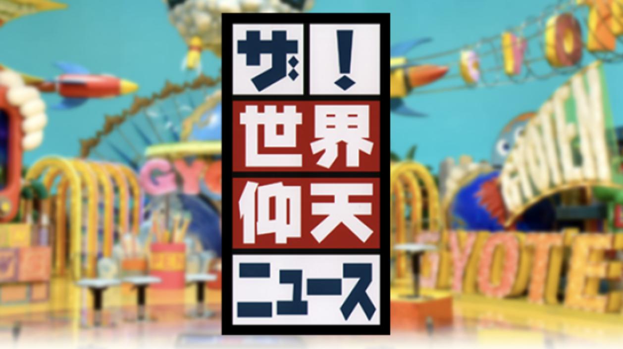 日本テレビ「世界仰天ニュース」に出演致します【根本弥生/ねもやよ】